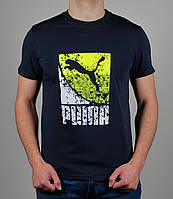 Футболка мужская Puma Тёмно-серая