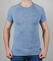 Футболка мужская Nike Голубой