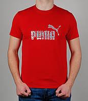 Мужская футболка Puma Красная