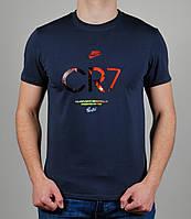Футболка мужская Nike CR7 Тёмно-серая