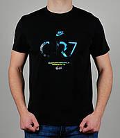Футболка мужская Nike CR7 Чёрная