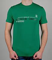 Футболка мужская Adidas Porsche design Зелёная