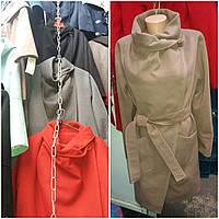 Женское весенне-осенне пальто
