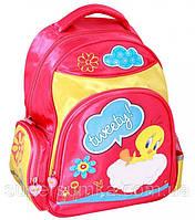 """Мультяшный школьный рюкзак с рисунком для девочки 6+ CFS 15"""", """"Tweety"""" (TW05815)"""