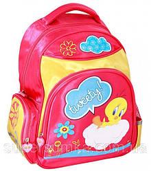 """Школьный рюкзак с рисунком для девочки 6+ CFS 15"""", """"Tweety"""" (TW05815)"""