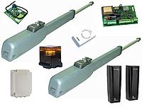 FAAC 409 KIT — автоматика для распашных ворот ( створка до 400кг )