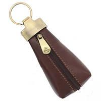 Кожаная ключница Visconti MZ-20 коричневая