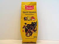 Чай Bastek Fruit Island листовой фруктовый 100г