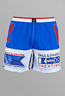 Шорты мужские Paul Shark Голубые