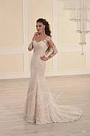 Свадебное платье модель 1546