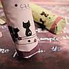 Зонт складной, automatic, Cat and Flower, фото 6