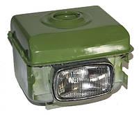 Бак топливный +фара  на 1GZ90 дизельного мотоблока, двигатель  180N