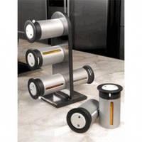 Набор контейнеров для специй на магнитах Magnetic Spice Stand 6 шт