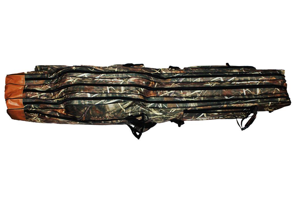 Чехол для спиннинга (150 см.) на 3 секции. Ранцевый.