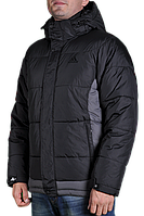 Зимняя куртка Adidas мужская 2212 Черная