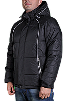 Зимняя куртка Adidas мужская 2211 Черная