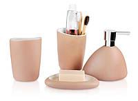 Набор аксессуаров для ванной комнаты - 4 предмета , фото 1