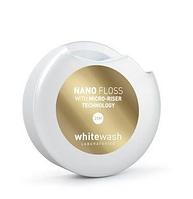 Зубная нить-флосс Whitewash Laboratories NANO расширяющаяся 25 м