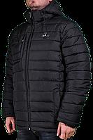 Зимняя Куртка 2221 Черная