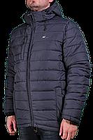 Зимняя Куртка 2220 Темно-серая