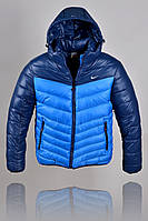 Куртка Nike 2266 Тёмно-синий, голубой