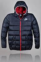 Пуховик Nike 2270 Чёрный