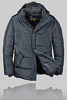 Куртка мужская Tiger Force 2766 Тёмно-серая