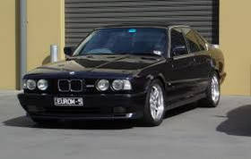 Bmw 5 E34 1988-1995