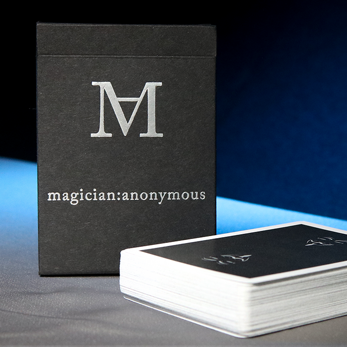 Карты игральные | Magician's Anonymous Playing Cards by US Playing Cards