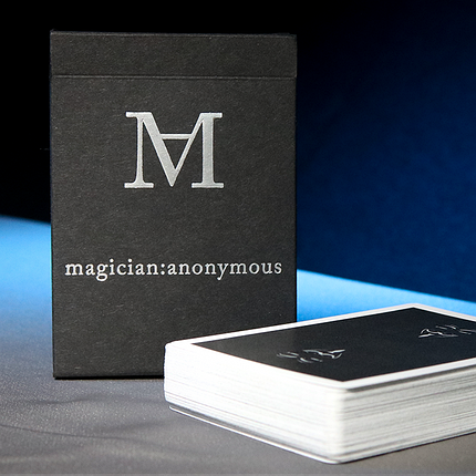 Карты игральные | Magician's Anonymous Playing Cards by US Playing Cards, фото 2
