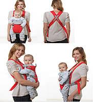 Рюкзак-кенгуру для переноски малышей Baby Carriers EN-71