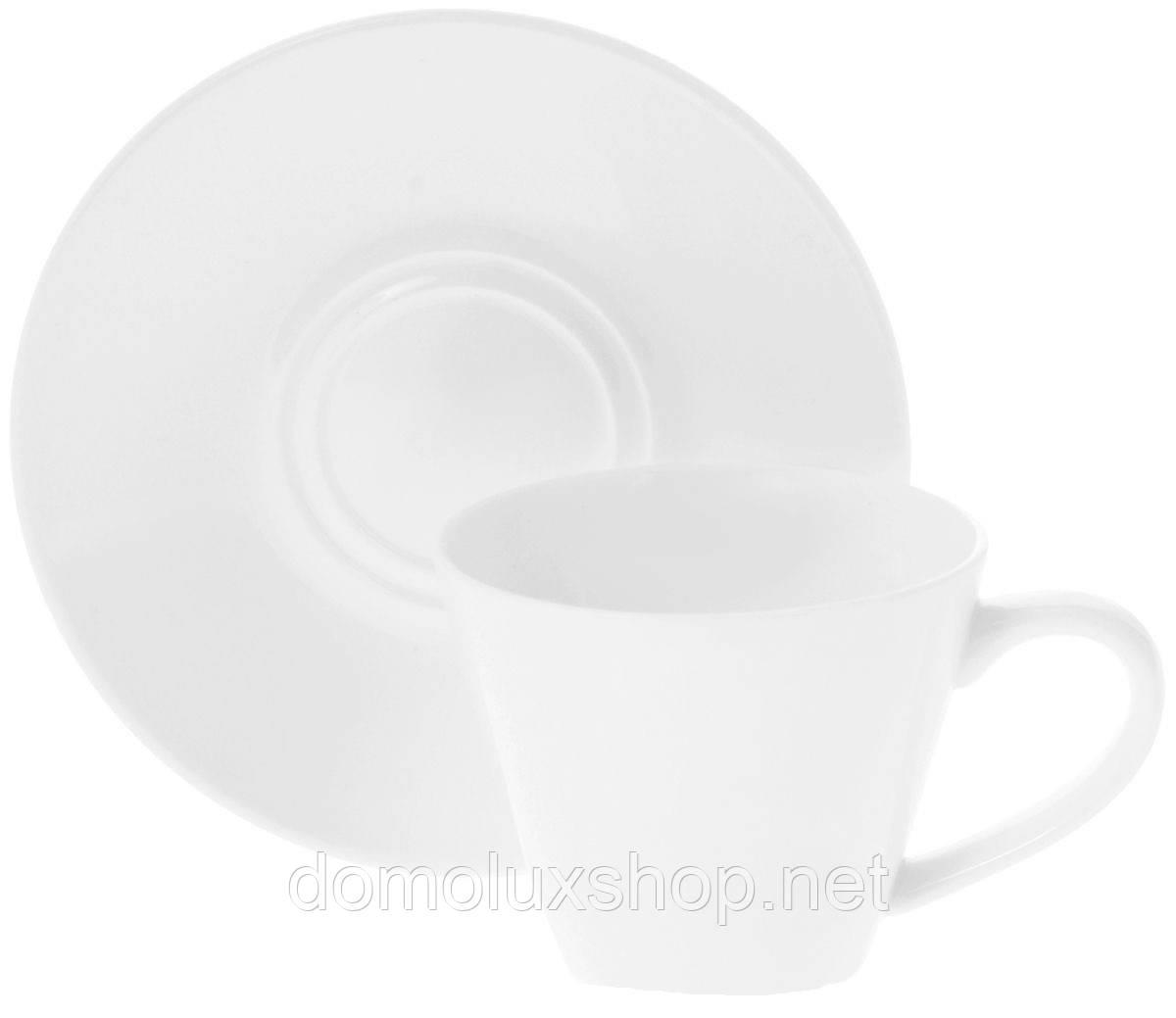 Wilmax Чашка чайная 180 мл + блюдце (WL-993004)