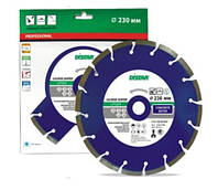 Алмазный отрезной диск по армированному бетону Distar 230x22.2 Super