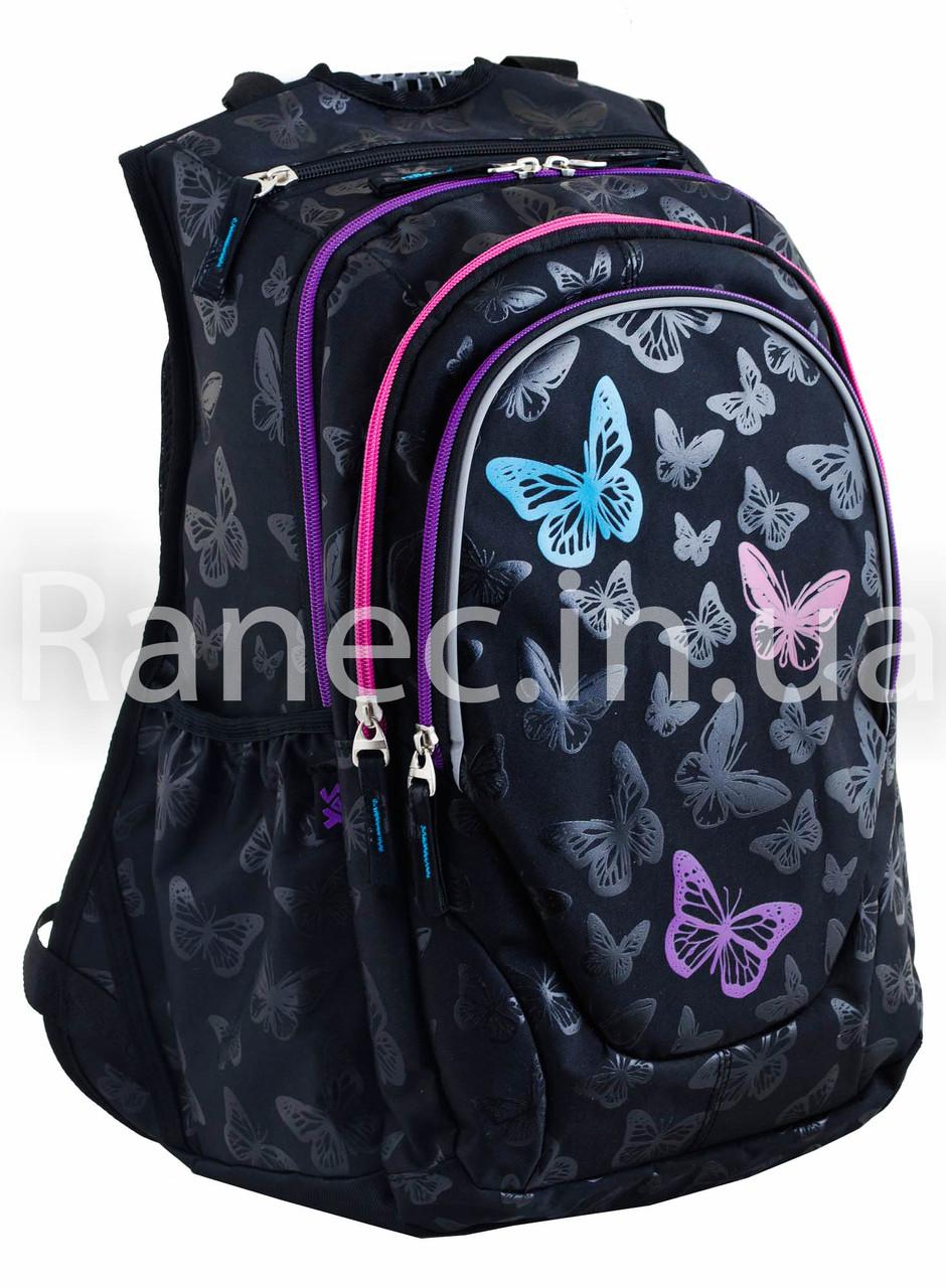 Рюкзак подростковый для девочек походный рюкзак бу