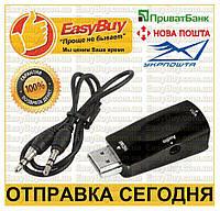 Преобразователь HDMI-VGA цифрового сигнала в аналоговый 1080P конвертер на аудио звук и видео с до T2 Т2