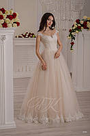 Свадебное платье модель 1552