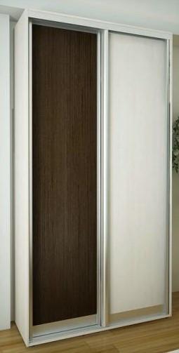 Двери раздвижные для шкафа купе 2400х1000