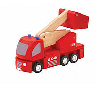 Пожарная машина Plan Тoys