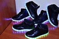 КРУТЫЕ Светящиеся кроссовки LED Fashion 38,39,40