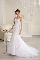 Свадебное платье модель 1553