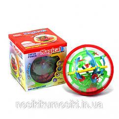 Головоломка 3D Шар лабіринт (Magical Intellect Ball) на 100 кроків