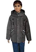 Куртка на 4-8 лет