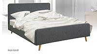 Кровать двухспальная Мальмо 1600  /  Ліжко двоспальне Мальмо 1600