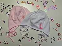 Красивые шапочки на выписку