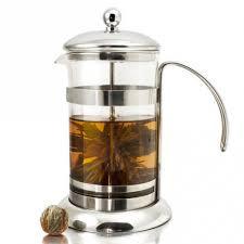 Чайник- кофейник френч-пресс coffe plunger 350 мл