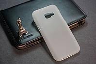 Чехол бампер силиконовый Samsung SM-A320F (Galaxy A3 Duos 2017)