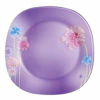 Тарелка глубокая 20 см Luminarc Angel Purple. Тарелка Люминарк