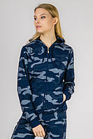 Женский спортивный костюм Military синий
