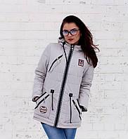 Парка женская куртка демисезонная