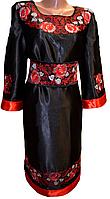 """Жіноче вишите плаття """"Ерсіна"""" (Женское вышитое платье """"Ерстна"""") PR-0070"""